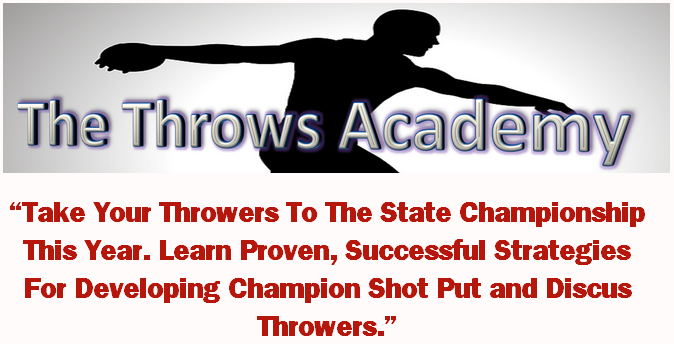 How to coach shot put and discus program