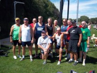 Masters Throws Championships Recap